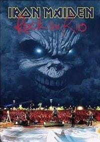 Cover Iron Maiden - Rock In Rio [DVD]